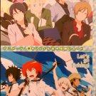 Kimi to Boku 2 / Tsuritama Oversized Postcard Set