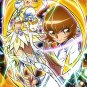 Heartcatch Precure!/To Aru Majutsu no Index Double-sided Pin-up