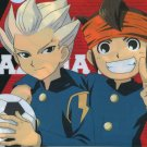 Inazuma Eleven Double-sided Clear File Folder