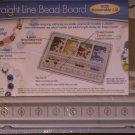 Darice Straight Line bead board w/removable lid