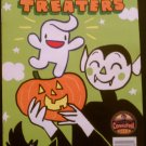 Johnny Boo & Harold in Tricky Treaters Ashcan/Mini-Comic