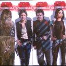 Star Wars Scoundrels Promo Bookmark Set of 4