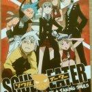 Soul Eater BLU-Ray/DVD Flyer