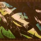 Black Butler II (Kuroshitsuji) Sebastian & Claude BLU-Ray/DVD Flyer