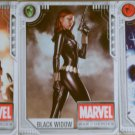 Marvel War of Heroes Set of 3 Stickers
