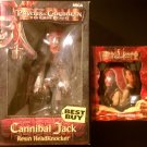 Pirates of the Caribbean Bobblehead (Headknocker) & Christmas Ornament Set