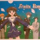 """Fruits Basket """"Springtime"""" Clear File Folder"""