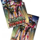 Tiger & Bunny In The City Clear File Folder