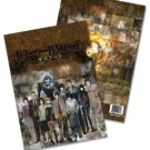 Death Note Group Clear File Folder