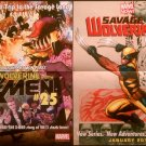 Wolverine and the X-Men/Savage Wolverine Double-sided Poster