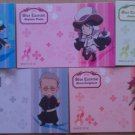 Blue Exorcist (Ao no Exorcist) Memo Card Set B