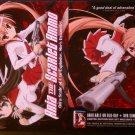 Aria the Scarlet Ammo BLU-Ray/DVD Flyer