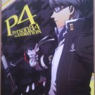 Persona 4 The Animation Blu-Ray / DVD Flyer