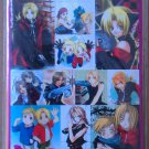 Fullmetal Alchemist Doujinshi 6 Sticker Sheet Set # 1