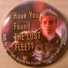 The Lost Fleet: Beyond the Frontier: Invincible Button/Pin