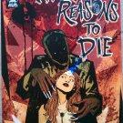 Black Mask Studio's Twelve Reasons To Die # 1 Comic Flyer Feat. Ghostface Killah