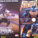 Ultimate Comics Wolverine/Uncanny Avengers Double-Sided Poster