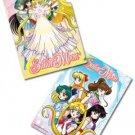 Sailor Moon Inner Senshi Clear File Folder