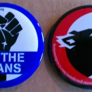 Benjamin Percy Red Moon Button/Pin Set