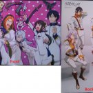 Cuticle Detective Inaba / Valvrave the Liberator Double-sided Pin-up