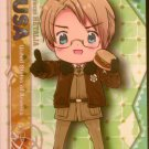 Axis Powers Hetalia APH Trading Card # 05 USA (United States of America)