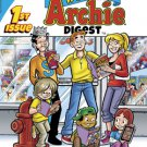 Free Comic Book Day 2013 World of Archie Digest