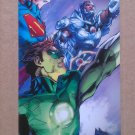 DC Comics The New 52 Promo Bookmark