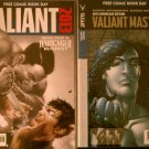 Free Comic Book Day 2013 Valiant Harbinger Wars Special & Masters 2013 Showcase Edition