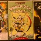 FCBD 2012 Mega Man & Donald Duck Family & FCBD 2013 Stan Lee's Chakra