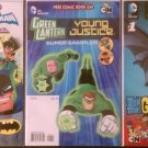 Free Comic Book Day 2011, 2012 & 2013 DC Nation Super Samplers