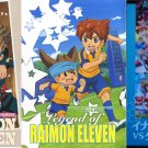 Inazuma Eleven Data & Art Booklet Collection