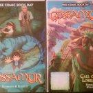 Free Comic Book Day 2012 & 2013 Finding Gossamyr/The Stuff of Legend Flip Books