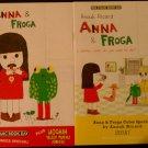 FCBD '12 Anna & Froga/Moomin & FCBD '13 Pippi Longstocking/Anna & Froga