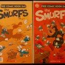 FCBD 2012 The Smurfs/Disney's Fairies & FCBD 2013 The Smurfs