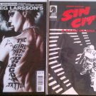 The Girl With The Dragon Tattoo Special Edition & Sin City A Dame to Kill For