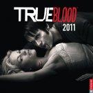 True Blood 2011 Wall Calendar NEW