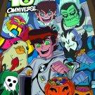 Halloween Comicfest 2013 Viz Ben 10 Omniverse Mini Comic