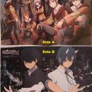 Valvrave the Liberator / Yozakura Quartet Double-sided Poster / Pin-up