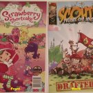 Halloween ComicFest 2012 Strawberry Shortcake / Scouts! Halloween Ashcan Flipbook #1