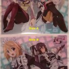 Infinite Stratos 2 Double-sided Clear File Folder