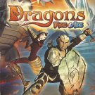 Dragons - Fire & Ice (VHS) NEW