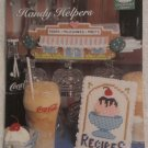 Plastic Canvas Chef's Choice Handy Helpers (The Needlecraft Shop Collector's Series)