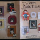 It's a Frame Up! Kount on Kappie for Plastic Canvas Treasures by Jane Jones (Book 103)