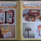 Home Decorating Ideas Made With FashionEase Plastic Canvas