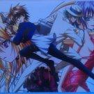 Black Cat (Shonen Jump) DVD Flyer