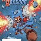 Free Comic Book Day 2014 Rocket Raccoon