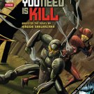 Free Comic Book Day 2014 All You Need Is Kill / Terra Formars Flip-Book