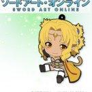 Sword Art Online Petanko Trading Rubber Strap Alicia Rue