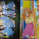 K-On! / Aikatsu! Double Sided Poster / Pin-up