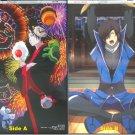 Hozuki no Reitetsu / Sengoku Basara Judge End Double-sided Poster / Pin-up